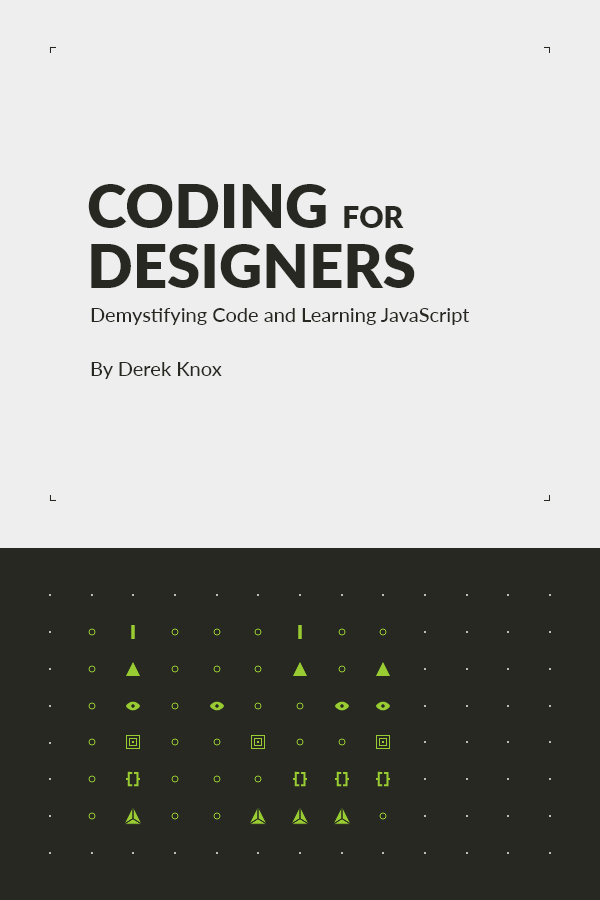 Coding for Designers Book Cover